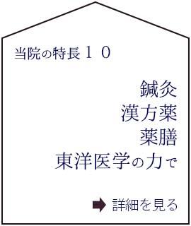 鍼灸漢方薬薬膳の三本柱(C)表参道・青山・原宿・渋谷エリアにある源保堂鍼灸院acupuncture clinic therapy in Tokyo